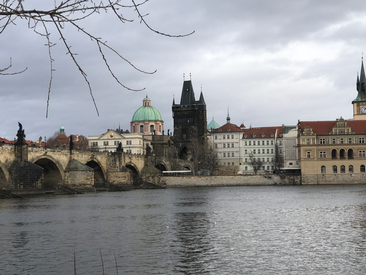Prague Day 4: The Zoo and Spontaneous Exploration